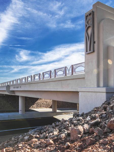 I-11 Boulder City Bypass 1 Close up