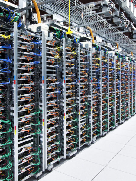 Data Center Servers Mission Critical Facilities