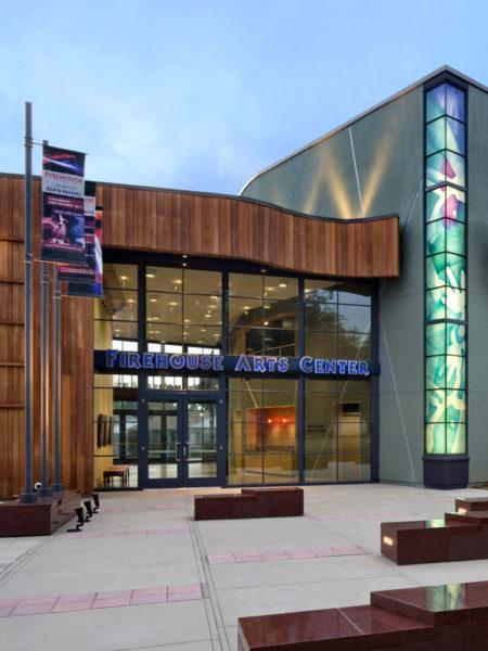 Frontshot Firehouse Arts Center