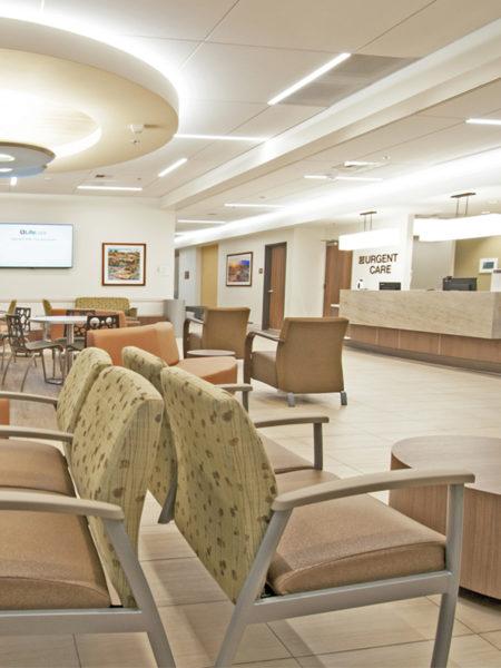 Culinary Health Center Interior