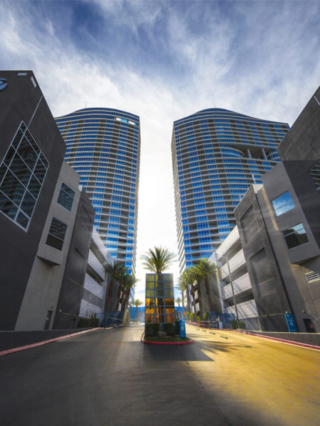 Panorama Towers twin towers