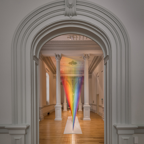 Smithsonian Renwick Gallery interior 500x500 home