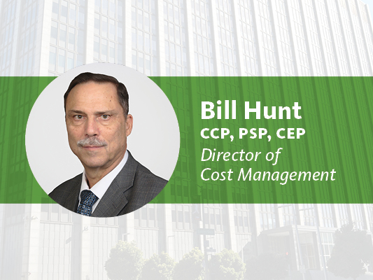 OCMI Welcome's Bill Hunt to the Team!